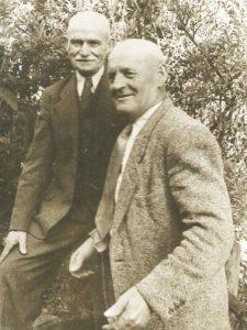 Dohrenwendt Pual und Michels Friedrich