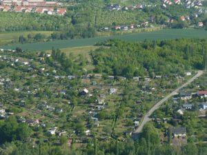 Steinertsberg aus der Luft